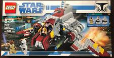 LEGO 8019 Star Wars The Clone Wars Republic Attack Shuttle NEW Retired