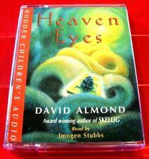 David Almond Heaven Eyes 2-Tape Audio Imogen Stubbs Runaways
