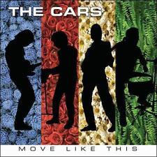 The Cars - Move Like This Includes 3 Bonus Tracks + 2 Music Videos Cars Audio C
