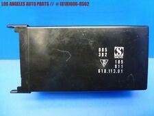 PORSCHE 911 928 944 CENTRAL LOCKING LOCK CONTROL MODULE UNIT OEM 91161811300
