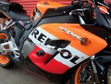 Honda CBR1000RR Fireblade 2004-2007 R&G CRASH PROTECTORS- ROUND  CLASSSIC STYLE
