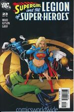 Supergirl and the Legion of Super-Heroes #23 (2006) NM,Shadow Lass, Krypton