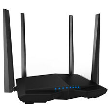 Tenda AC6 2.4 G/5.0 GHz 1200 Mbps  Home Use Wireless WIFI Router