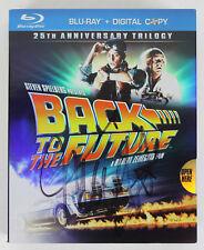Michael J. Fox Back To The Future Trilogy Signed Blu-Ray Box Set PSA/DNA #V22330