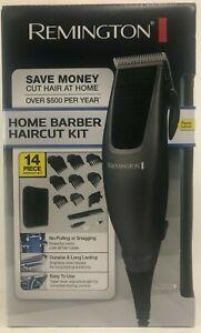 Remington - HC1090 - Powered Hair Clipper - Silver