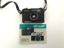 Yashica 35-ME Sucherkamera Viewfinder camera - 33310 inkl. Bedienunganleitung