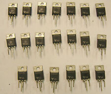 New 250 PCS S4015L 400 V 15 Amp Thyristor SCR TO-220 Package