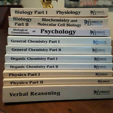2017 The Berkeley Review MCAT Complete Set-10 Books In perfect condition!!!