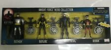 BATMAN DC COMICS 1997 KENNER ANIMATED ADVENTURES KNIGHT FORCE HERO COLLECTION