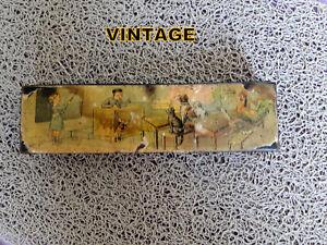 Plumier et ses accessoires * vintage