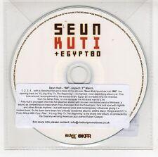 (GG815) Seun Kuti, IMF - 2014 DJ CD