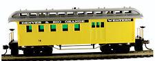 Spur H0 - Personenwagen Denver & Rio Grande Western -- 720008  NEU