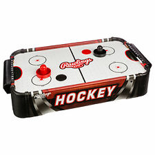 Hockey de table à Air pulsé    Maillets Palets Plateau Jeu Jouet 51 x 30 x 10 cm