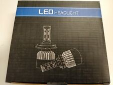 H11 LED headlights S2 kit pair of 2 Free shipping Canada Headlight conversion