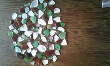 Beach Glass Large Collection All Sizes - Over 400 Grams All Colours Lake Erie CA