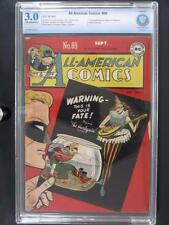 All-American Comics #89 - CBCS 3.0 - DC 1947 - 1st App & ORIGIN of Harlequin!!!