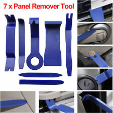 7x Car Radio Audio Stereo Door Trim Dash Panel Install Removal Open Pry Tool Kit