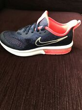 NIKE AIR MAX SEQUENT 4 GS TRAINERS UK SIZE 4.5 LADIES. WOMEN. GIRLS. NEW.