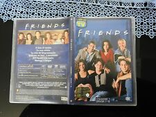 DVD - FRIENDS - F.R.I.E.N.D.S - STAGIONE 1 EPISODI 7-12