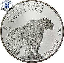 Silber Münzen mit Motiven aus Asien