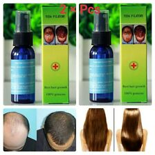 2×pcs Yuda Fast Hair Growth Serum Oil 100% Natural Extract Very Effective Result