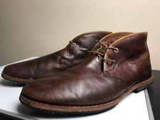 Timberland Boot Co Chukka Dark Russet Brown Size 11  EU 45 Desert Boots