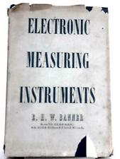 Electronic Measuring Instruments (E. H. W. Banner - 1954) (ID:47385)