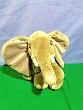 Walt Disney World Parks Animal Kingdom Stuffed Elephant Animal Plush