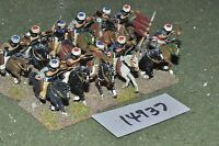 25mm dark ages / hun - cavalry 12 cavalry - cav (14937)