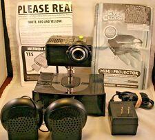 Eyeclops Mini Projector With Speakers Jakks Pacific Portable