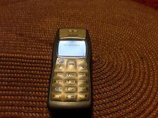 Nokia 1101 - Hell Silber (Ohne Simlock) Handy