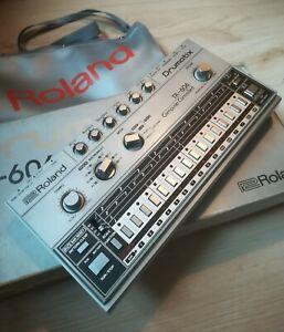 Roland tr606 analoger Klassiker mit originalverpackung. Beschreibung lesen!