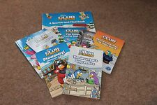 Job Lot of Club Penguin Pick Your Path Children's Books Comic Storybook