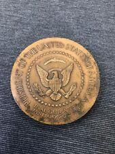 John Fitzgerald Kennedy 1961 Official Inaugural Medal, Bronze, Medallic Art