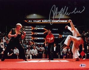 Ralph Macchio Karate Kid Authentic Signed 11x14 Photo Autographed BAS #Q95930