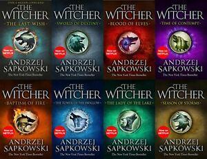 Witcher Boxed Set by Andrzej Sapkowski
