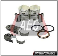 Rebuild Kit Set Fits Hyundai Atos 1.0 L G4HC G4HG - SIZE STD