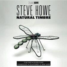 Howe, Steve - Natural Timbre CD NEU OVP