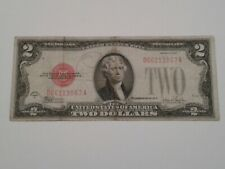 1928 F $2 United States Note