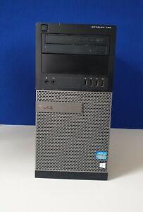 Dell Optiplex 790 Intel Core i7 2600@3.40Ghz 8GB 240GB SSD 500GB HDD Win10 Wifi