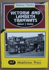 Victoria and Lambeth Tramways by Robert J. Harley (Hardback, 1995)