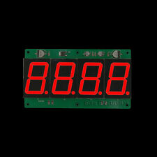 "*USA* 2.3""  LED Height 4 digit  Information Board 7-segment"