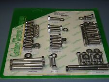 PONTIAC 350 389 400 421 455 - HO ENGINE BOLT KIT
