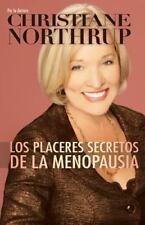 Los Placeres Secretos de la Menopausia (Spanish Edition)-ExLibrary