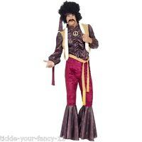 Costume da superstar SPACE 70 S 80 S Ziggy Stardust Adulto Uomo Costume Outfit