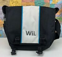 SHIPS SAME DAY Nintendo Wii Console Travel Storage Carrying Case Bag ALS