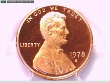 1978 S Lincoln Memorial Cent PCGS PR 69 RD DCAM 33498827 Video