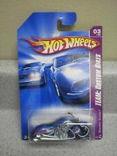 HOT WHEELS- SCORCHIN' SCOOTER- TEAM:CUSTOM BIKES- NO.03- NEW ON CARD- L15