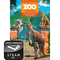 ZOO TYCOON ULTIMATE ANIMAL COLLECTION PC STEAM KEY