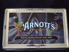 Arnott's Biscuit Tin -  2007  Blue Silk  500 gm
